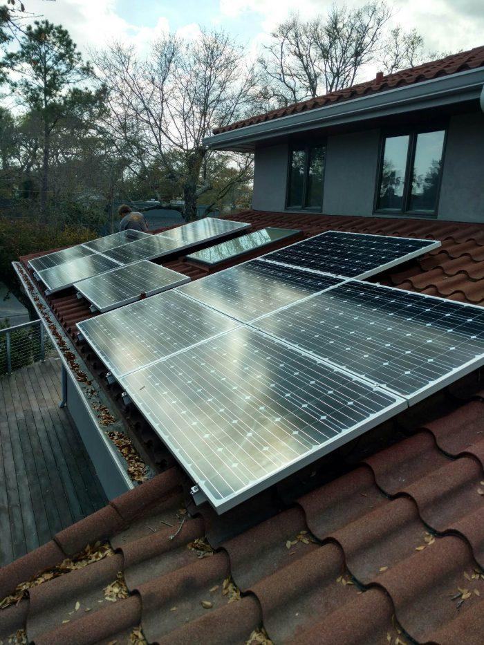 North Myrtle Beach South Carolina Horry County solar panels