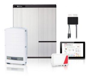 SolarEdge StoreEdge with LG Chem Battery