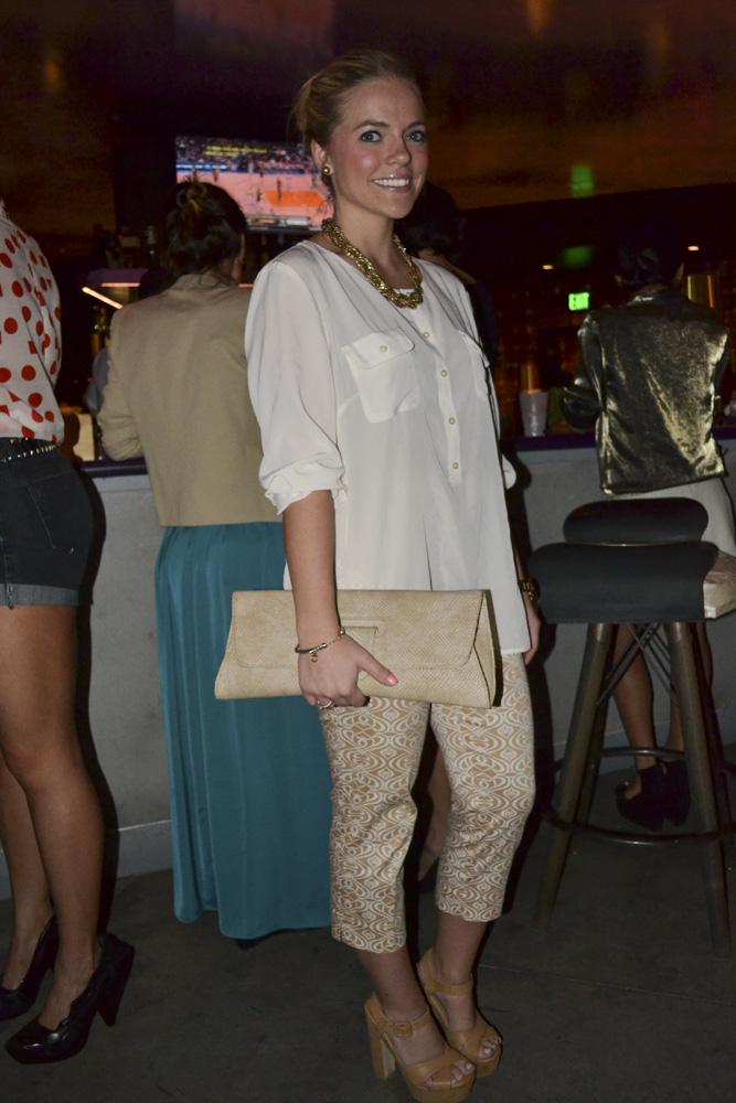 Kristin Clark at Fashion Bloggers Do It Better