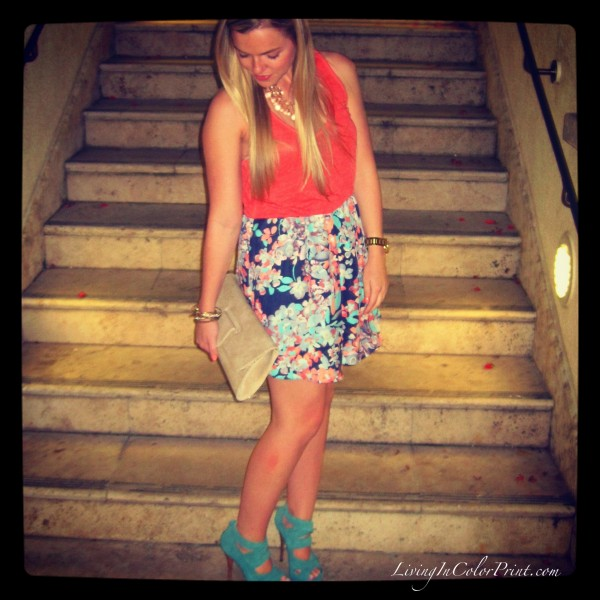 Fashion Bloggers Night Out at Neiman Marcus Coral Gables