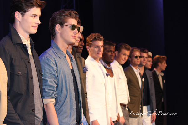 Todd Snyder S/S 2013 at NYFW