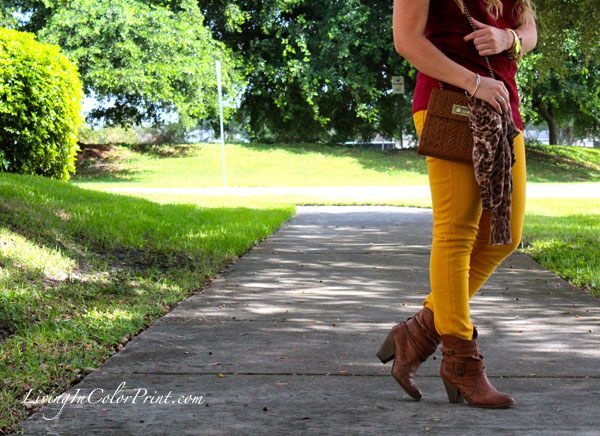 Seminole Nation. Blogger Style. PART V, Mustard demin