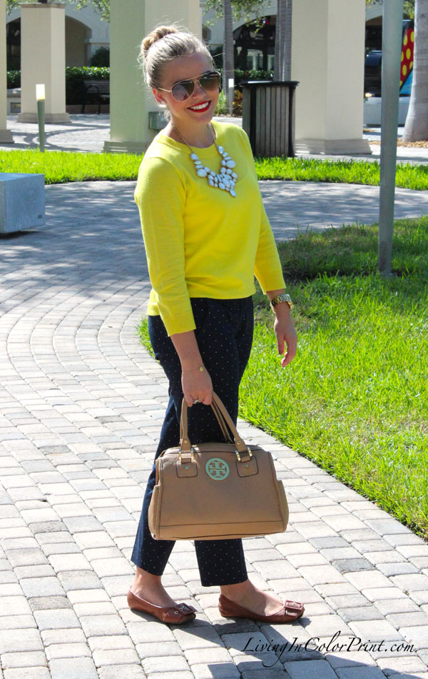 Miami fashion blogger outfit, Marshalls fashion tour bus
