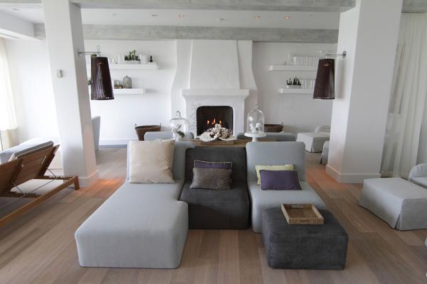 Relaxation Room at ELLE Spa, Eden Roc ELLE Spa