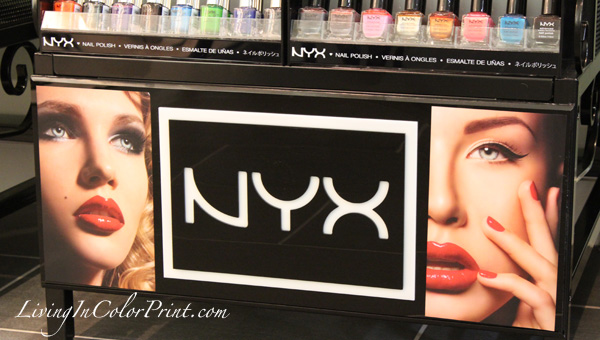 NYX headquarters, visit NYX Cosmetics, visiting NYX LA