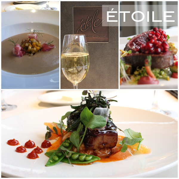 Etoile at Domaine Chandon review