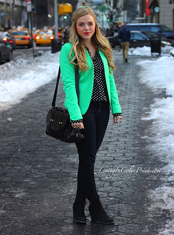 NYFW {Day 4} // Living In Color Print