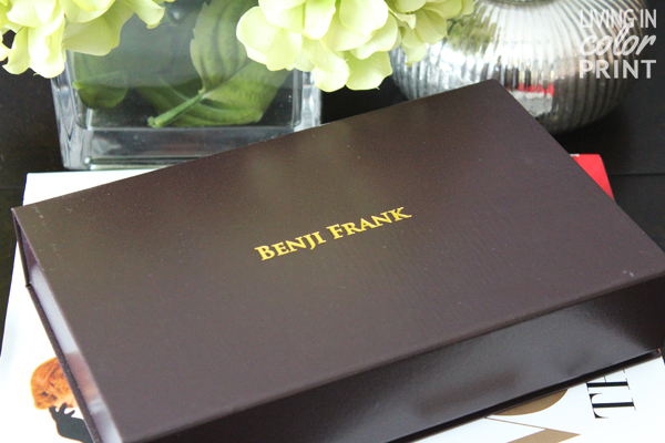 Benji Frank Giveaway // Living In Color Print