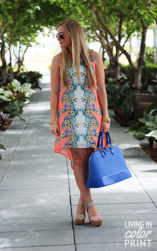Sunday Brunching // Living In Color Print