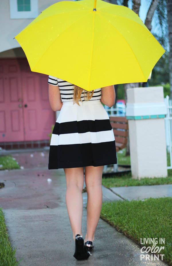 Rainy Days | Stripes + Stripes