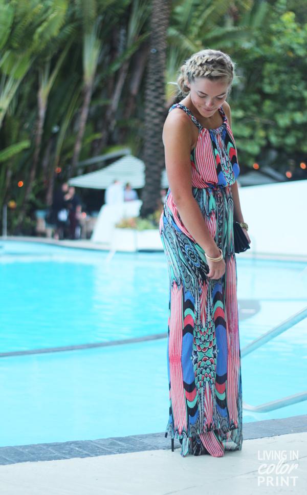 Inca Maxi | Living In Color Print