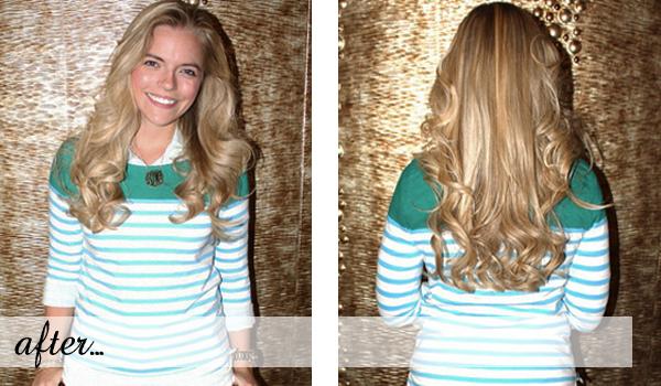 #BBBatSoBlo hair transformation | SoBlo Boca Raton