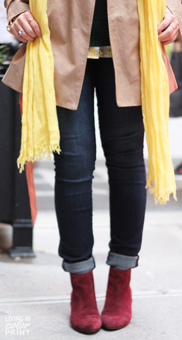 Fall Layers | Living In Color Print