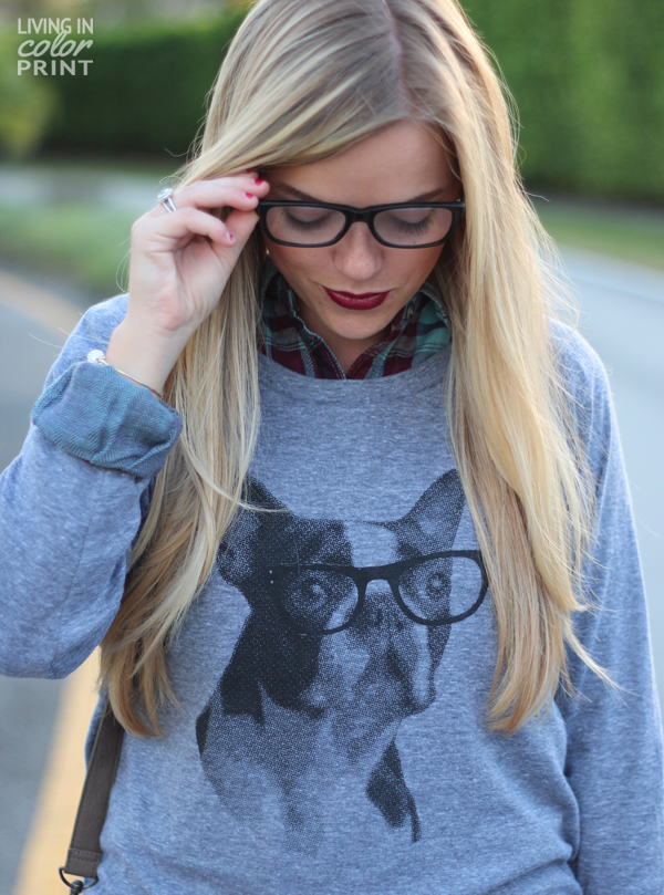 Four Eyes | Living In Color Print