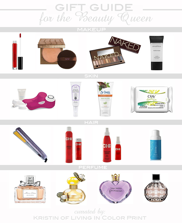 Gift Guide | for the Beauty Queen