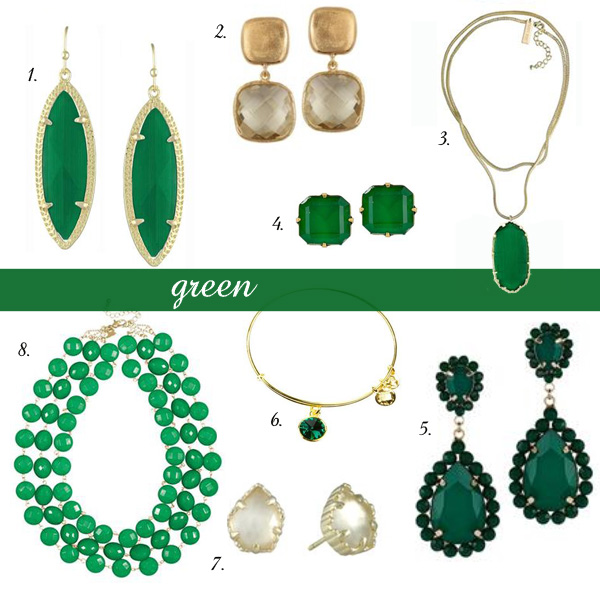 Gift Guide for the Bauble Fein | Green