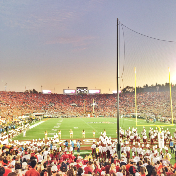 National Championship at the Rose Bowl | GO NOLES