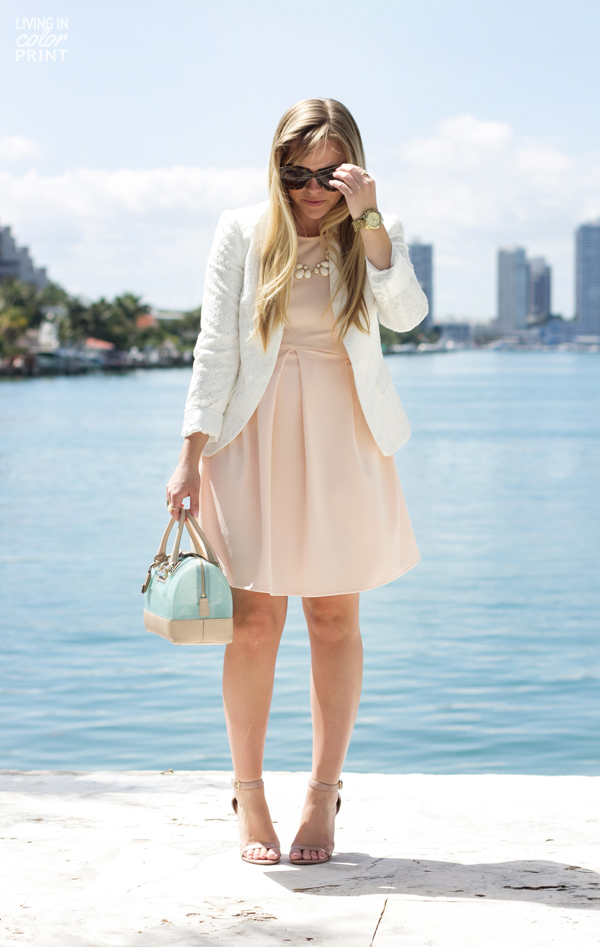 Spring Style | Living In Color Print