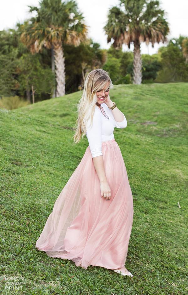 Ballerina | Living In Color Print