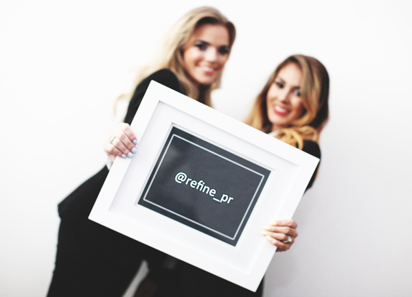 Refine PR launch