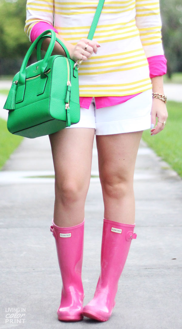 Colorful in the Rain | Living In Color Print