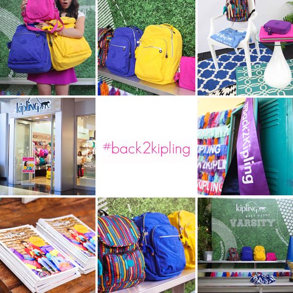 #BacktoKipling Miami Event