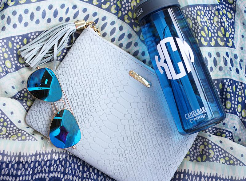 blue-poolside-outfit-gigi-new-york-cloud-clutch