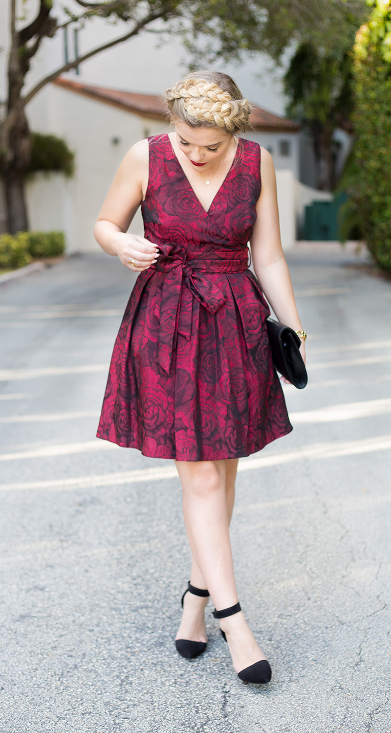 fancy-red-floral-valentines-dress
