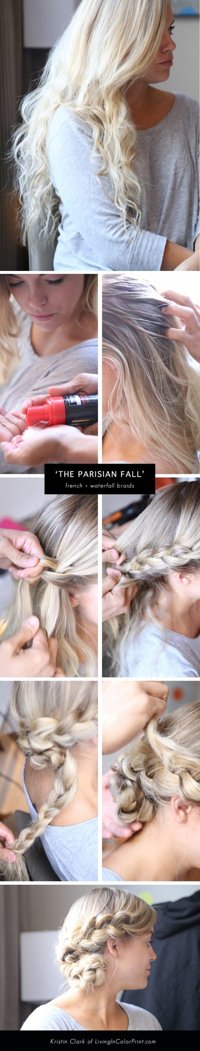 The Parisian Fall Tutorial