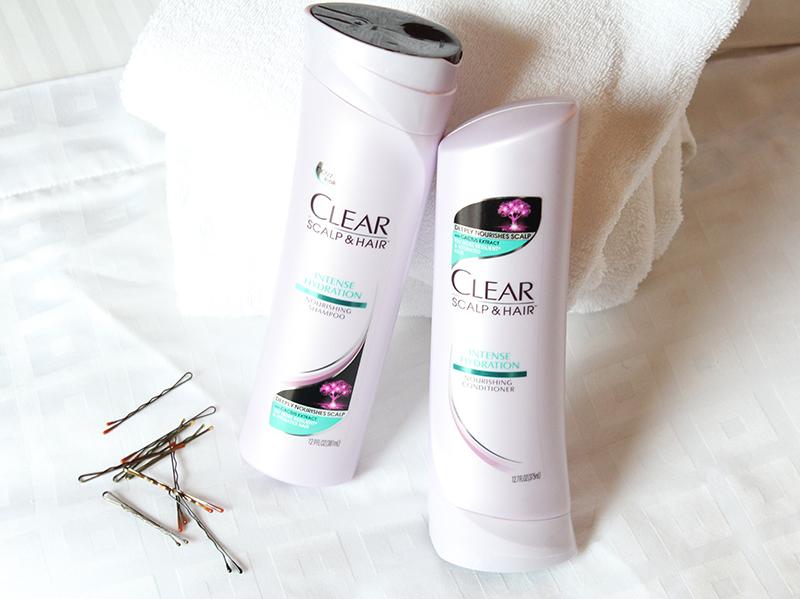 CLEAR Scalp & Hair