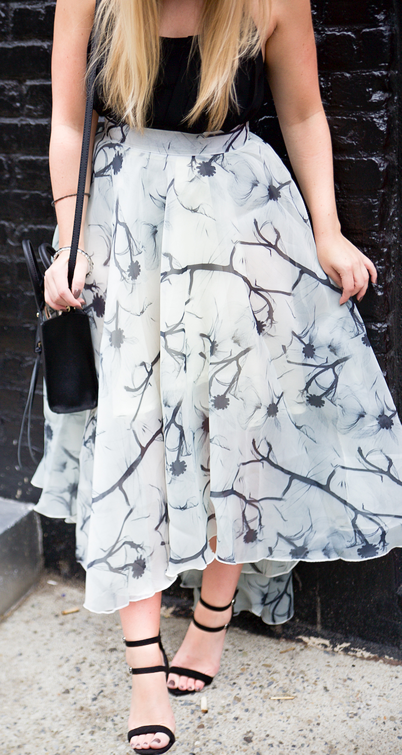 Waterfall Skirt11