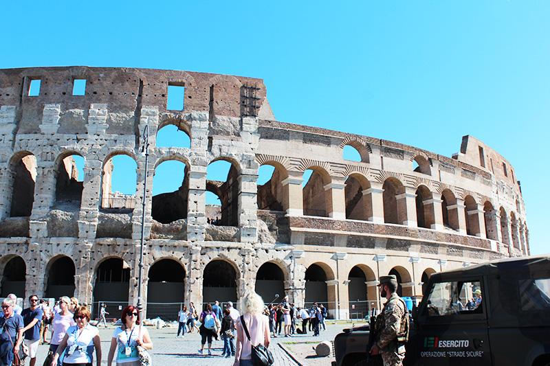 Coliseum | Rome, Italy