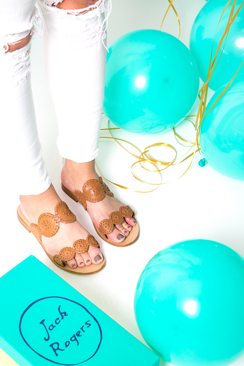 jack rogers giveaway, 12 days of giveaways