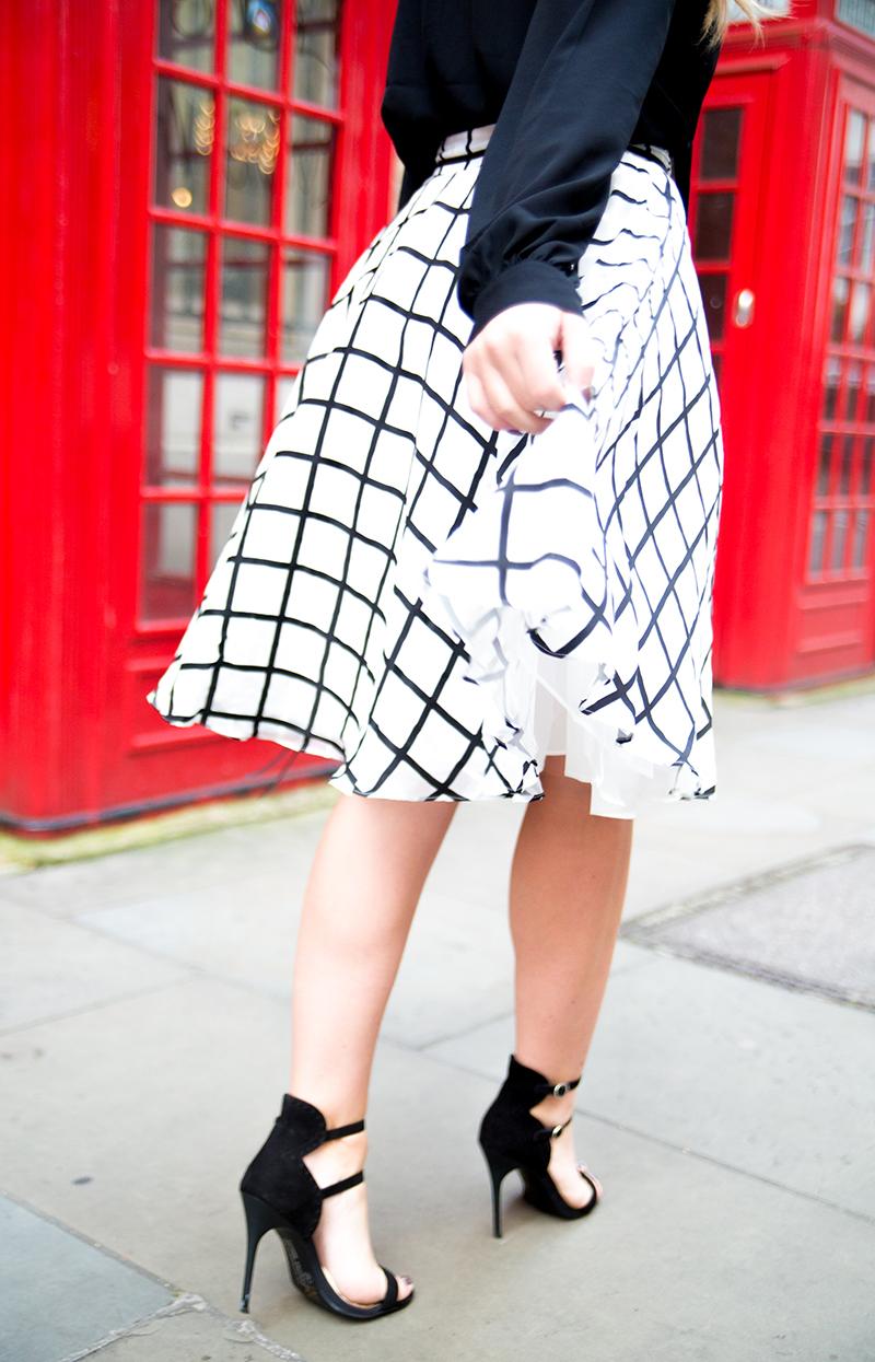Black-White-Checkered-Midi-Skirt10