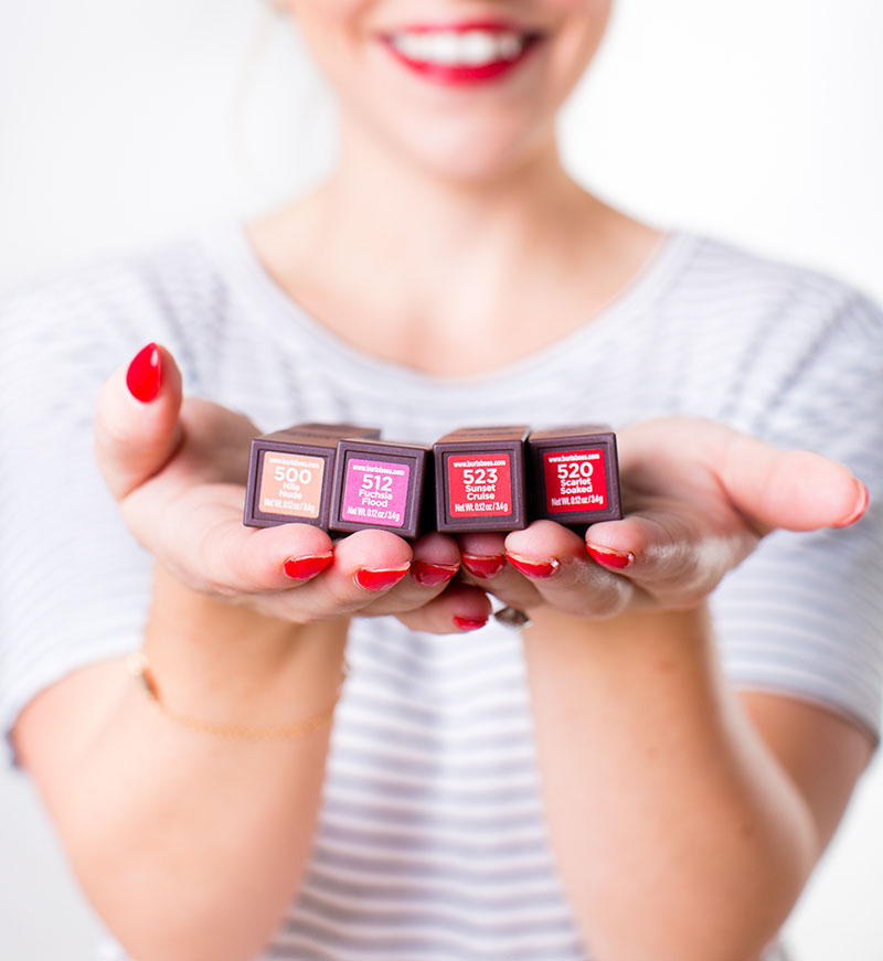 Burts Bees Lips for Spring