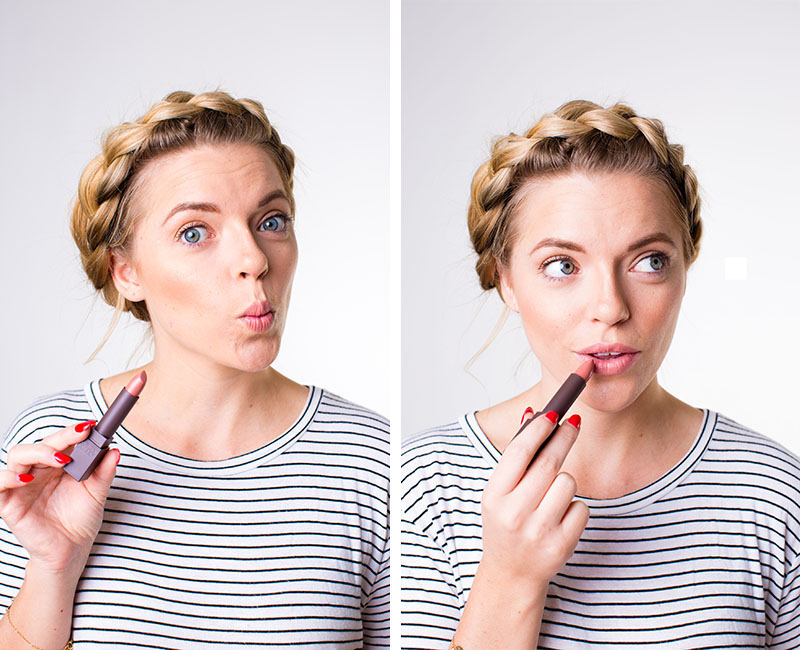 Nude Lips for Spring | Living In Color Print