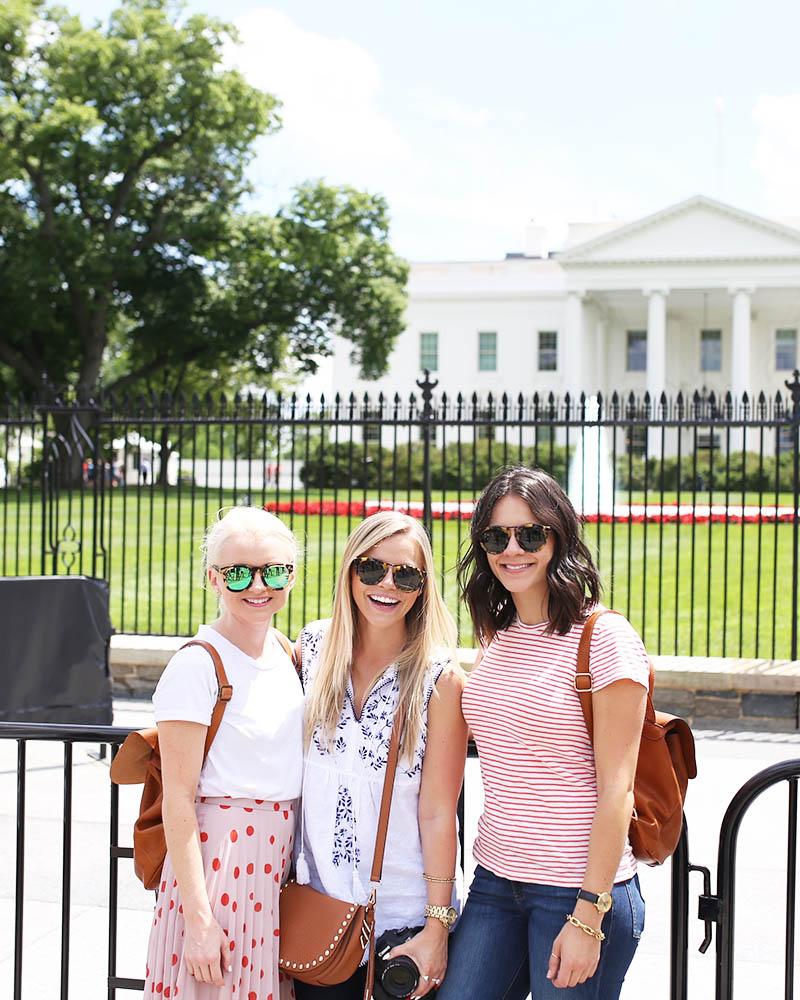 First Time Visit to Washington DC