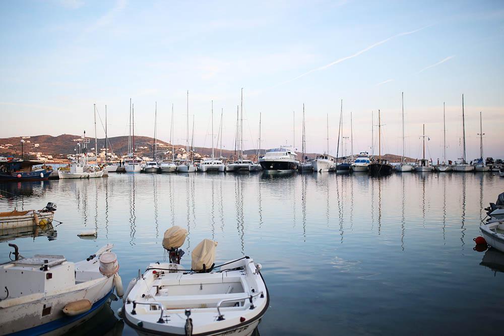 2 1/2 Week Greek Islands Itinerary