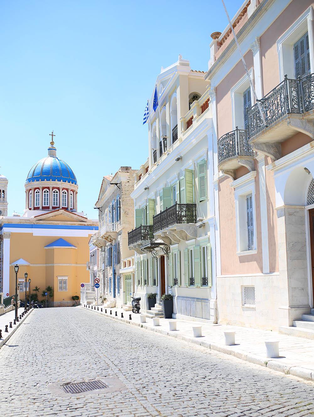 Syros street