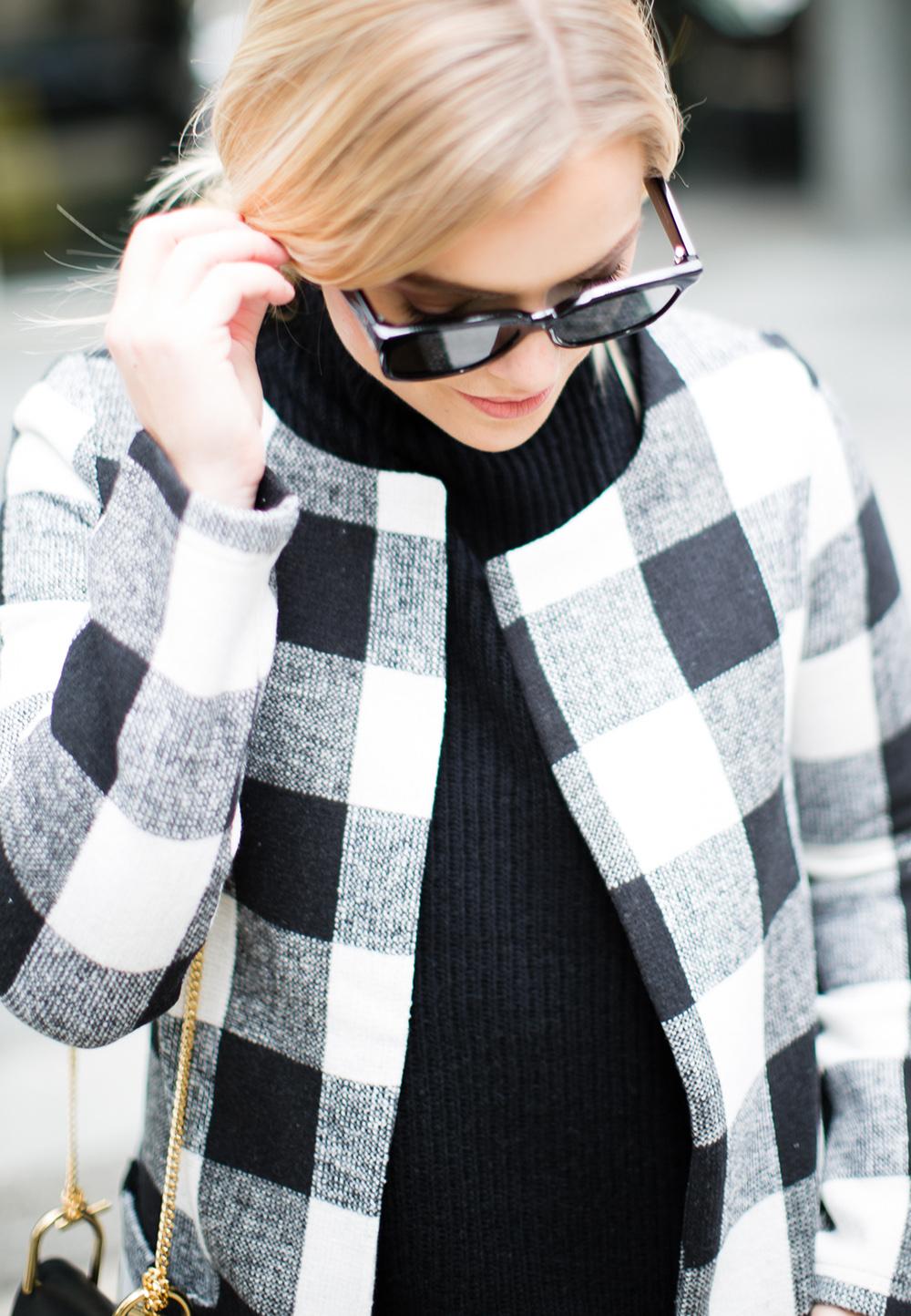 5 Ways to Wear: Basic Black Turtleneck