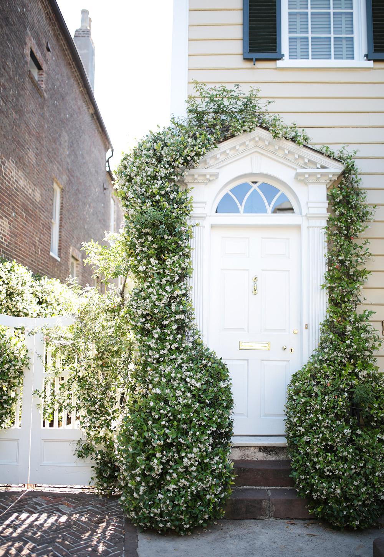 Charleston House with Jasmine | Church Street, Charleston