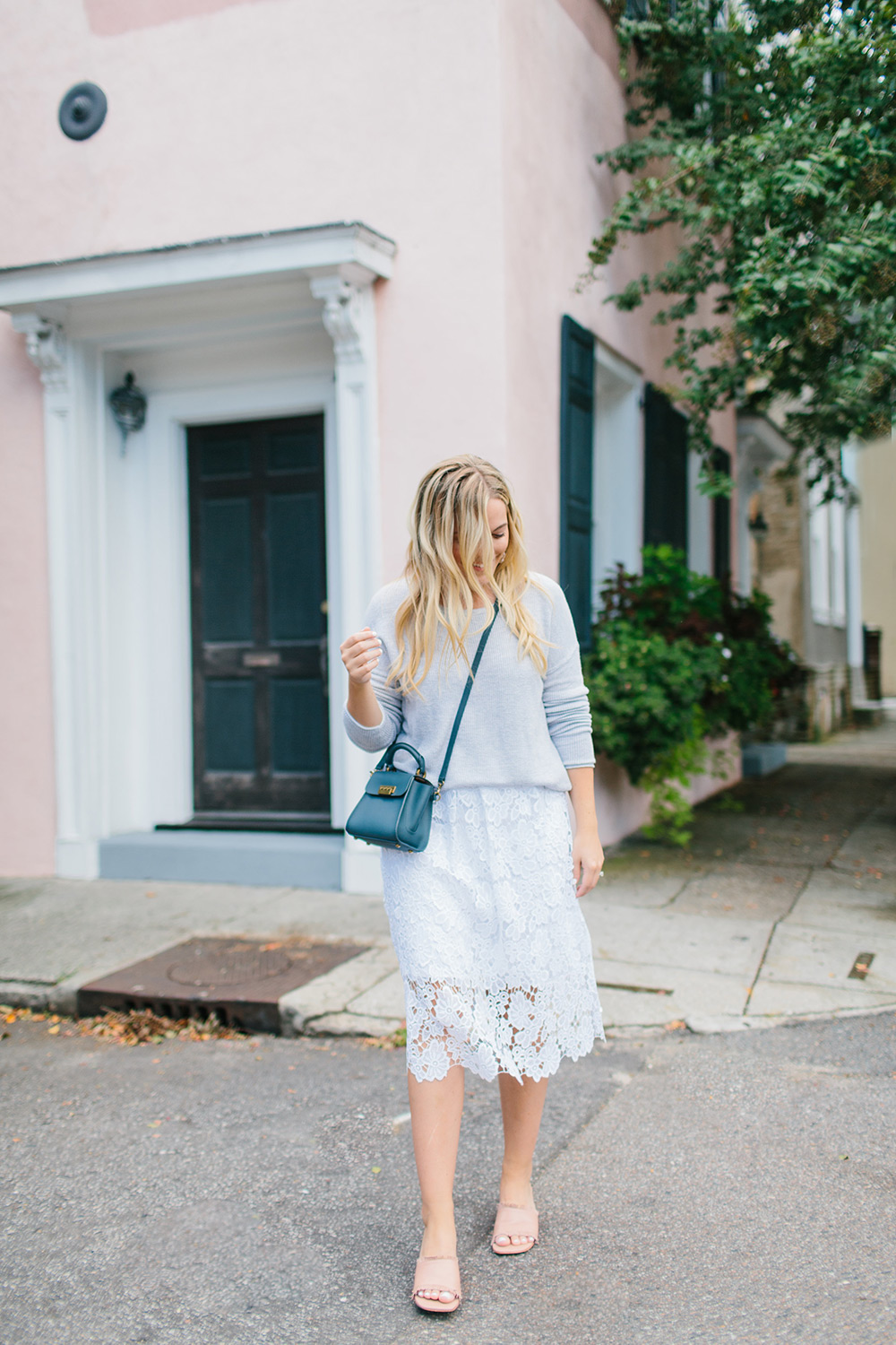 Fall Transitional Outfit