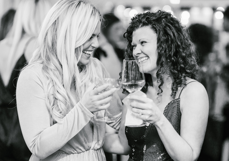 Kristin Chambless and Rachel Ashcraft