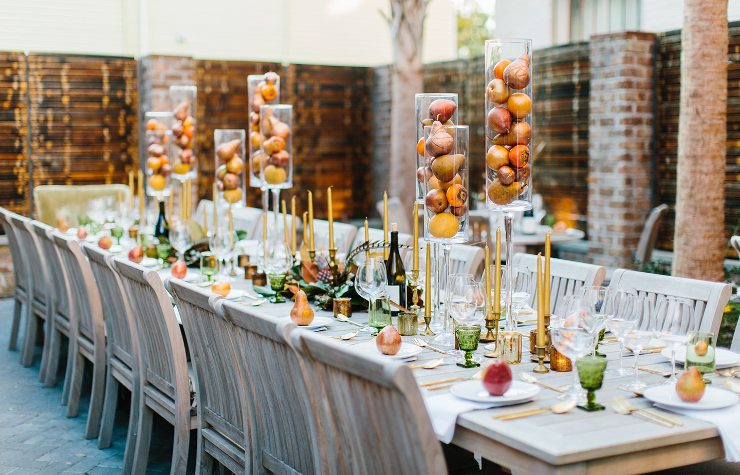 Hosting a Fall Fete