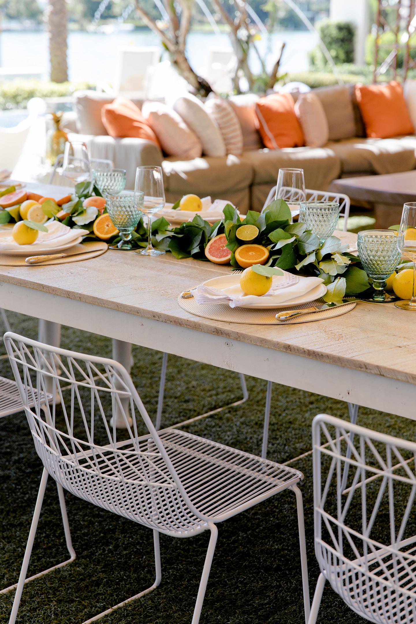 Citrus Summer Luncheon | Miami Swim Week