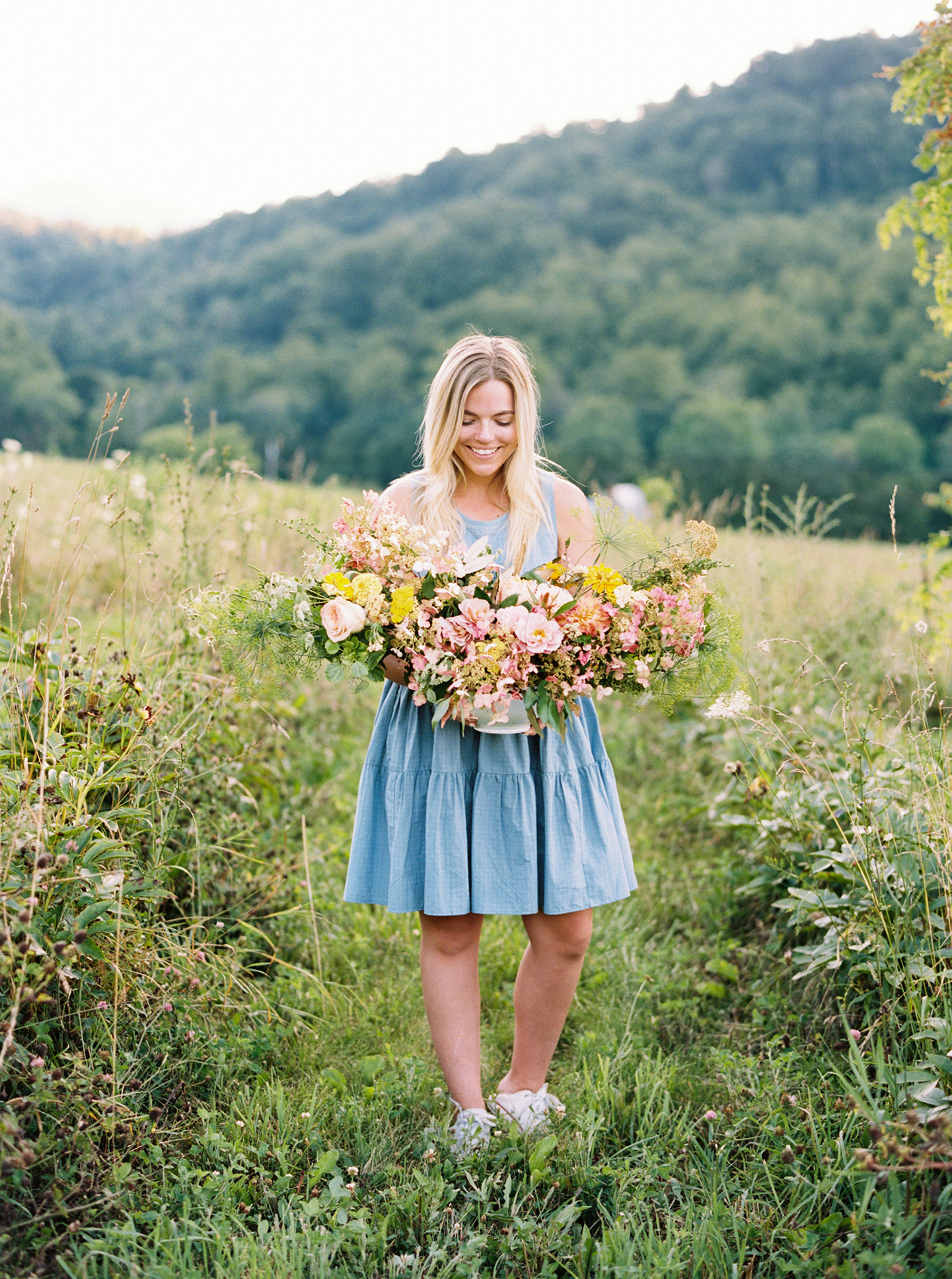 Ponderosa & Thyme Floral Workshop Review