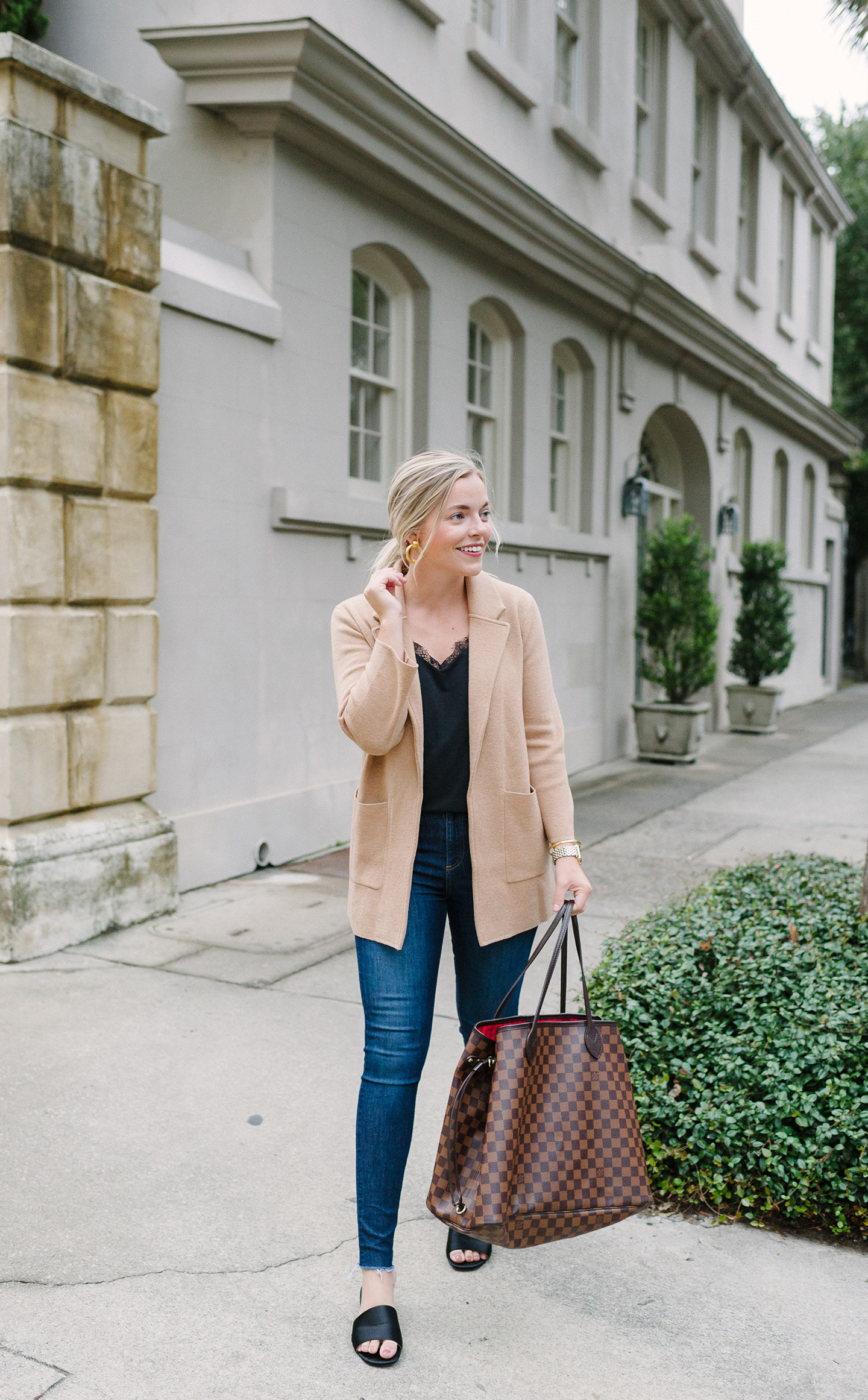 Casual Fall Work Wear | COLOR by K