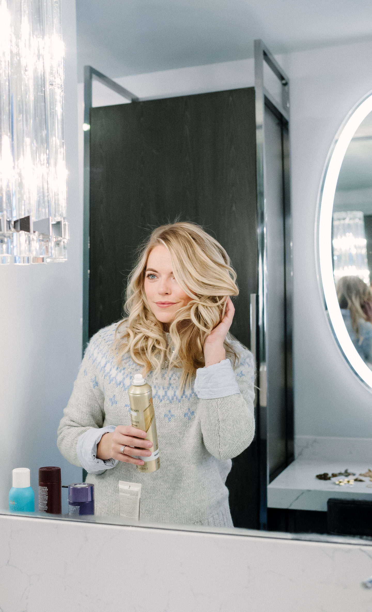 Blonde Tried + True Hair Products