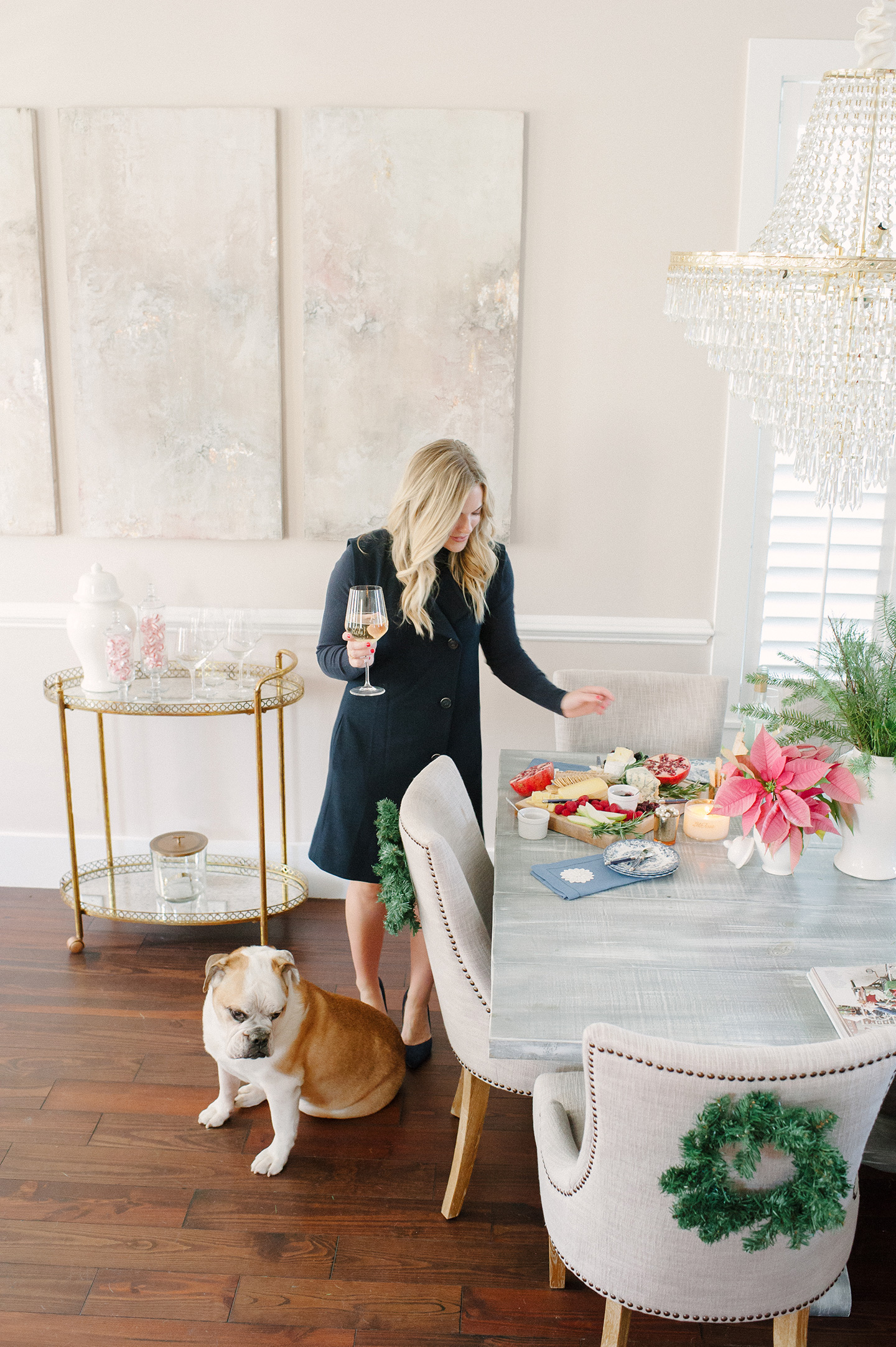 Entertaining for the Holidays with Lela Rose | COLOR by K