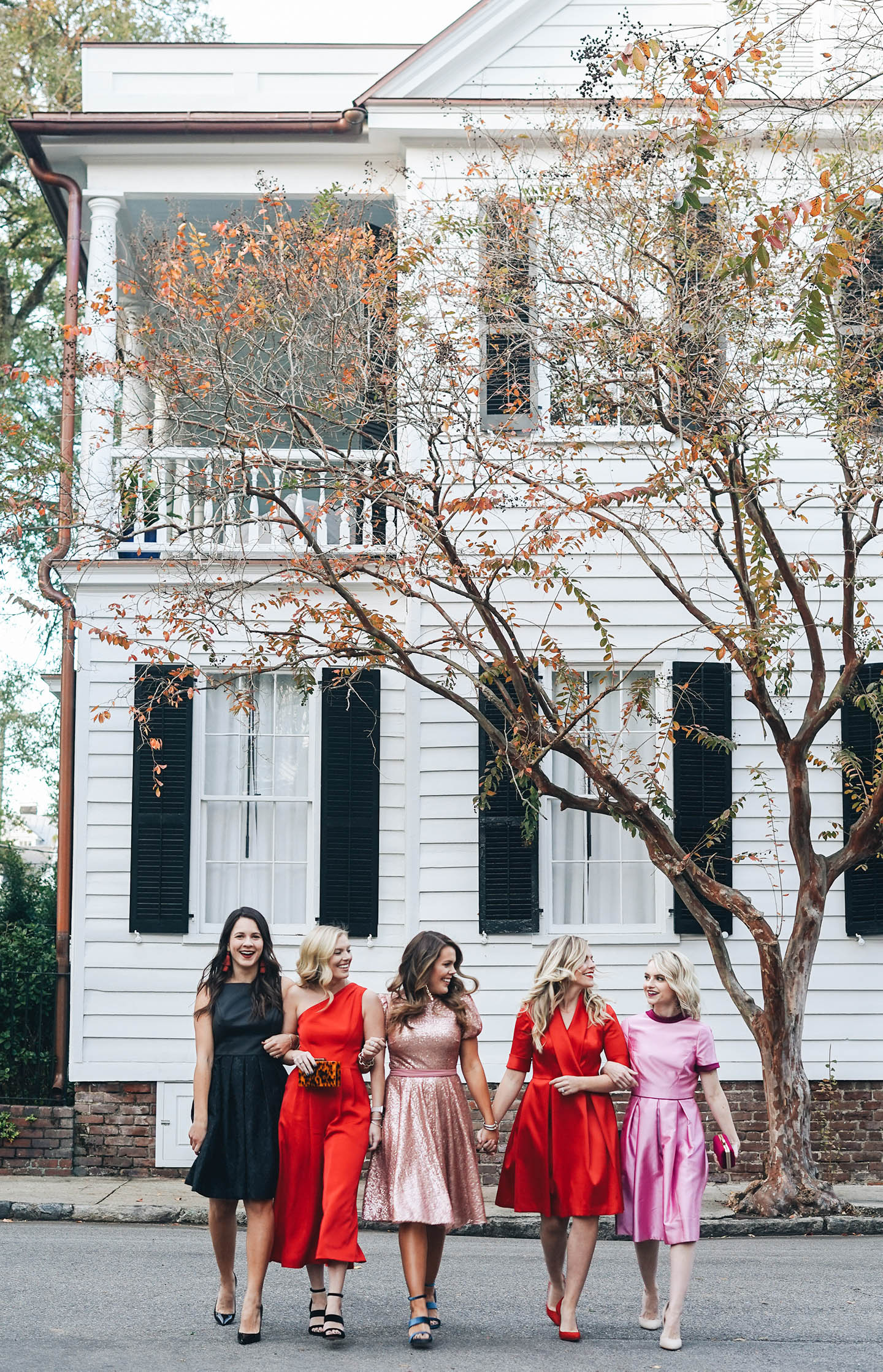 Holiday Dresses to Love by Gal Meets Glam Collection